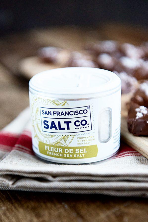 San Francisco Salt Co Fleur de Sel