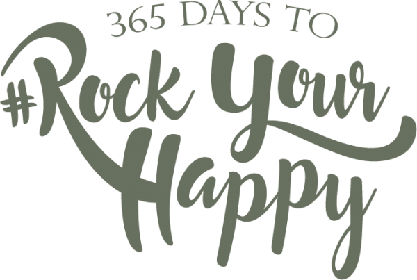 365 Days to Rock Your Happy