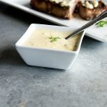 Rosemary Cream Sauce for Steak
