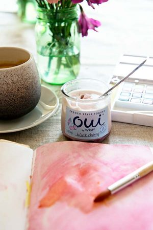 Oui by Yoplait is the Perfect Me Time Pairing