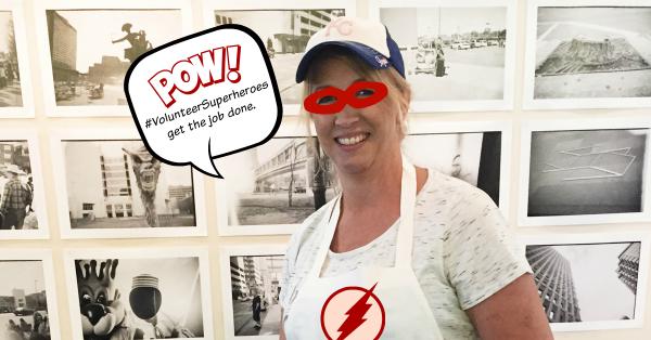 Cabot Volunteer Superheroes