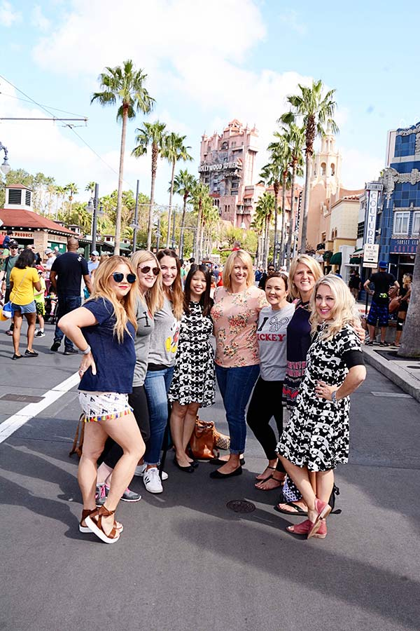 Disney Bloggers at Hollywood Studios