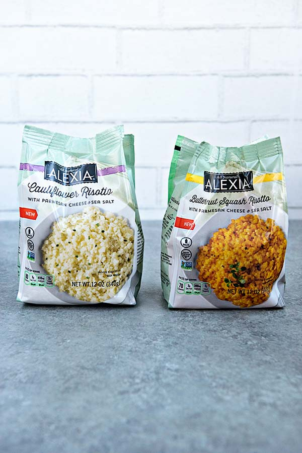 Alexia Premium Vegetable Risotto Sides