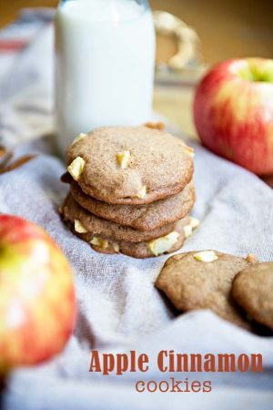 Apple Cinnamon Cookies Recipe