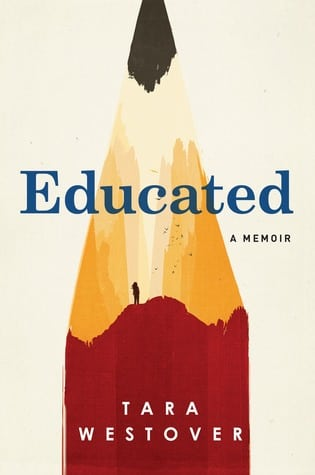 Educated by Tara Westover one of my July 2018 Must-Read Books