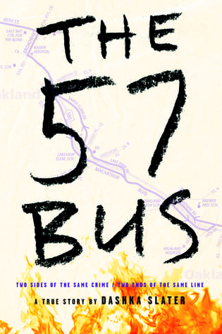 The 57 Bus one of my July 2018 Must-Read Books