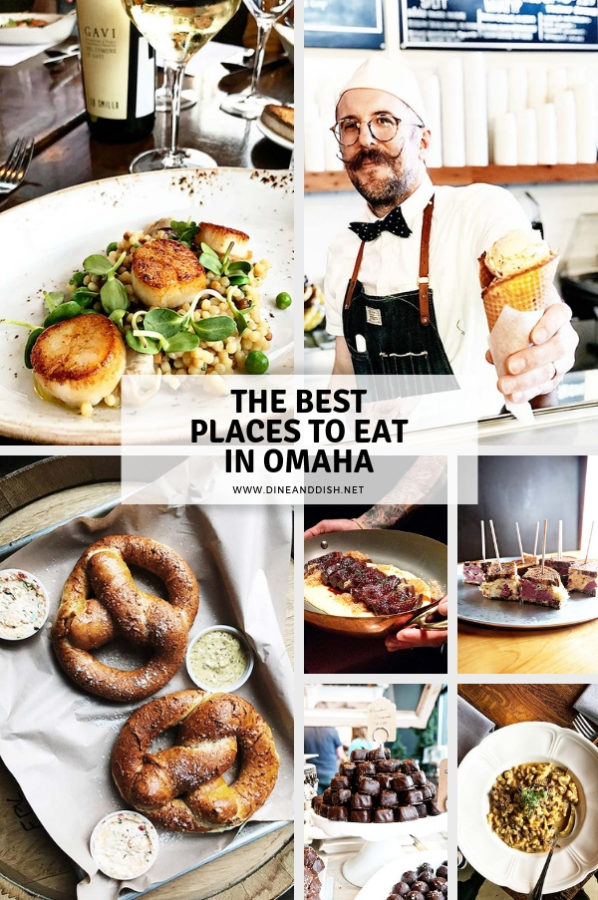 A Culinary Tour of the Best Places to Eat and Drink in Omaha, Nebraska from dineanddish.net