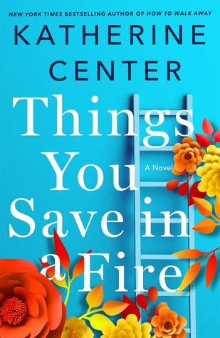 Book cover of Things You Save in a Fire
